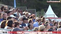 Tennis - Tsonga à Cassis