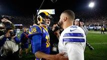 Is Dak Prescott or Jared Goff the Better NFL QB?