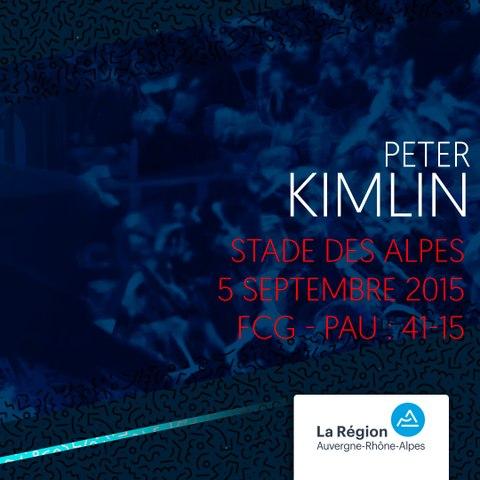 Video : Video - Peter Kimlin avait marqué cet essai face à Pau, il y a 4 ans, jour pour jour