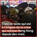 Hong Kong: les manifestants toujours déterminés malgré le retrait du projet de loi d'extradition