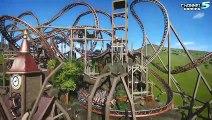 Copperhead Strike, Skyborne & Factory Launch Coaster! Coaster Spotlight 640 #PlanetCoaster