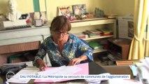 Le journal - 04/09/2019 - EAU POTABLE La Métropole au secours de communes de l'agglomération