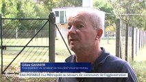 EAU POTABLE La Métropole au secours de communes de l'agglomération
