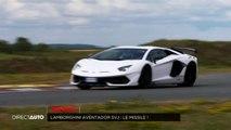 Zone Rouge : Lamborghini Aventador SVJ - Direct Auto - 31/08/2019