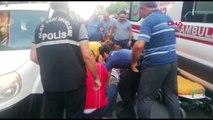 Sultangazi'de aracı durdurulan kişiye silahlı saldırı