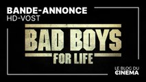 BAD BOYS FOR LIFE : bande-annonce [HD-VOST]