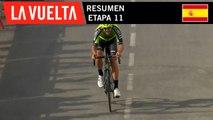 Resumen - Etapa 11 | La Vuelta 19