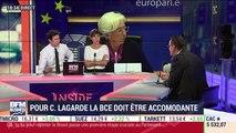 Pour Christine Lagarde la BCE doit être accommodante - 04/09