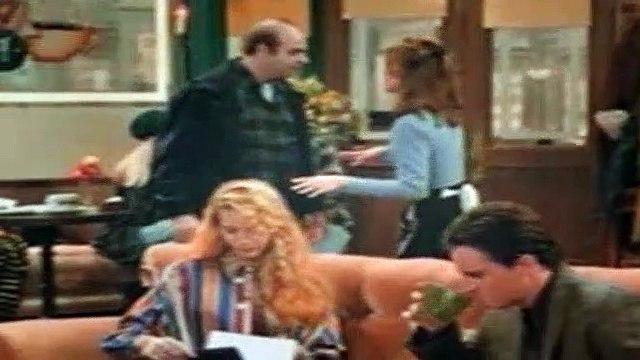 Friends Season 1 Episode 9 The Underdog Gets Away