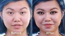 BLACKPINK'S Makeup Artist Did My Makeup