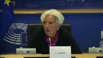 Lagarde: Gualtieri ministro bene per l'Italia e per l'Ue