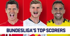 Bundesliga: The battle has begun for the Top Scorer Award