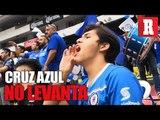 Color Cruz Azul vs Chivas (1-1) | El último partido de Caixinha con la Máquina
