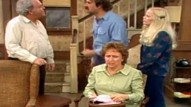All In The Family Season 6 Episode 2 Alone At Last