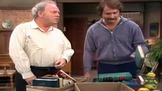 All In The Family Season 6 Episode 1 The Very Moving Day