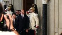 Nuevo gobierno en Italia tras un mes de crisis