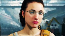 "DEATH STRANDING ""Margaret Qualley Mama"" Bande Annonce"