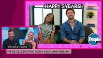 Celebrities Congratulate People Now for 5 Years