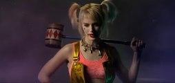 Birds Of Prey : Harley Quinn Movie teaser - Margot Robbie DC