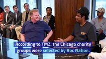 The NFL and Roc Nation Donate $400,000 to Chicago Charities