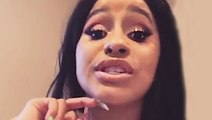 Cardi B Reacts To Diss Track By 10 Year Old Boys