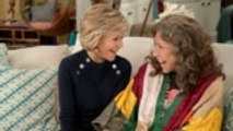 Netflix Renews 'Grace and Frankie' for Seventh and Final Season | THR News
