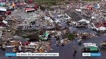 Dorian : les images des Bahamas, ravagées par l'ouragan
