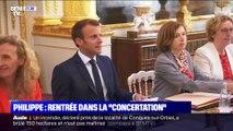 Édouard Philippe: le discours de la méthode