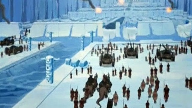 Avatar The Last Airbender S01E20 - The Siege Of The North - Part 2