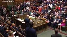 Brexit : double camouflet pour Boris Johnson devant le Parlement