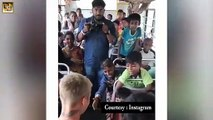 Justin Bieber very happiest moments Best Moments in India in videos