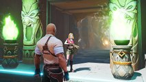 JUMANJI LE JEU VIDEO Bande Annonce de Gameplay