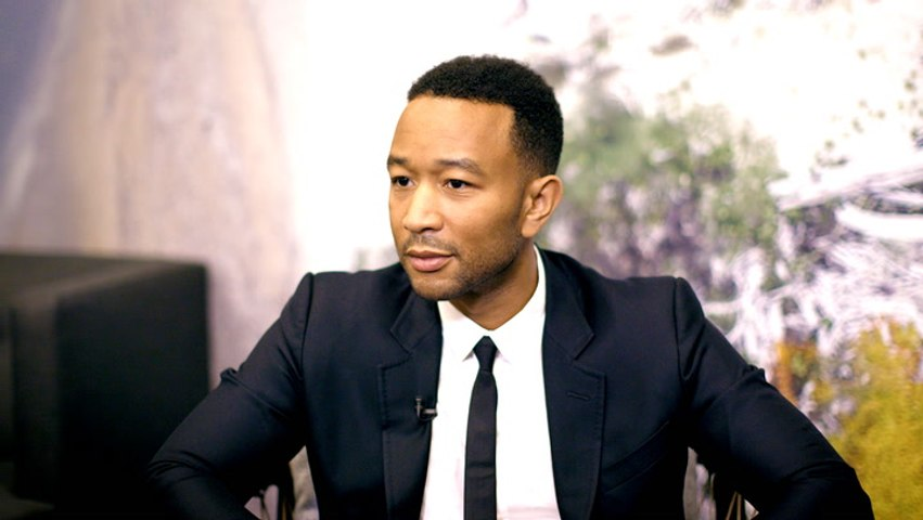 John Legend is Fighting For Criminal Justice Reform