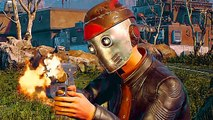 """THE OUTER WORLDS """"Halycon"""" Bande Annonce de Gameplay"""