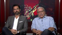 "IR Interview: Danny Pino & Edward James Olmos For ""Mayans M.C."" [FX-S2]"