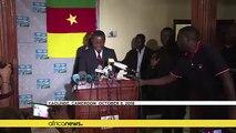 Au Cameroun, le principal opposant à Paul Biya jugé vendredi par un tribunal militaire