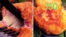 5 recettes de croquettes fondantes - 750g