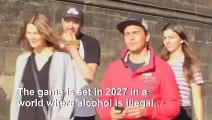 Prague's twist on escape games takes player on a 'tour de beer'