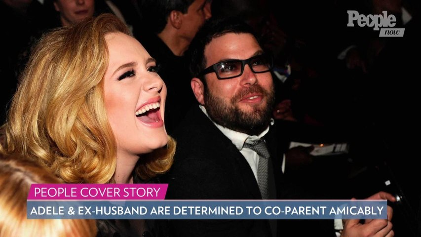 Adele Is 'Perky as Hell' After Difficult Divorce — and Itching to Share New Music with Fans: Sources