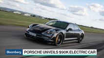 Porsche CEO Says Preorders for Taycan Electric Car Have Jumped
