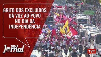 Grito dos Excluídos dá voz ao povo no Dia da Independência