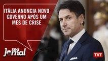 Itália anuncia novo governo após um mês de crise
