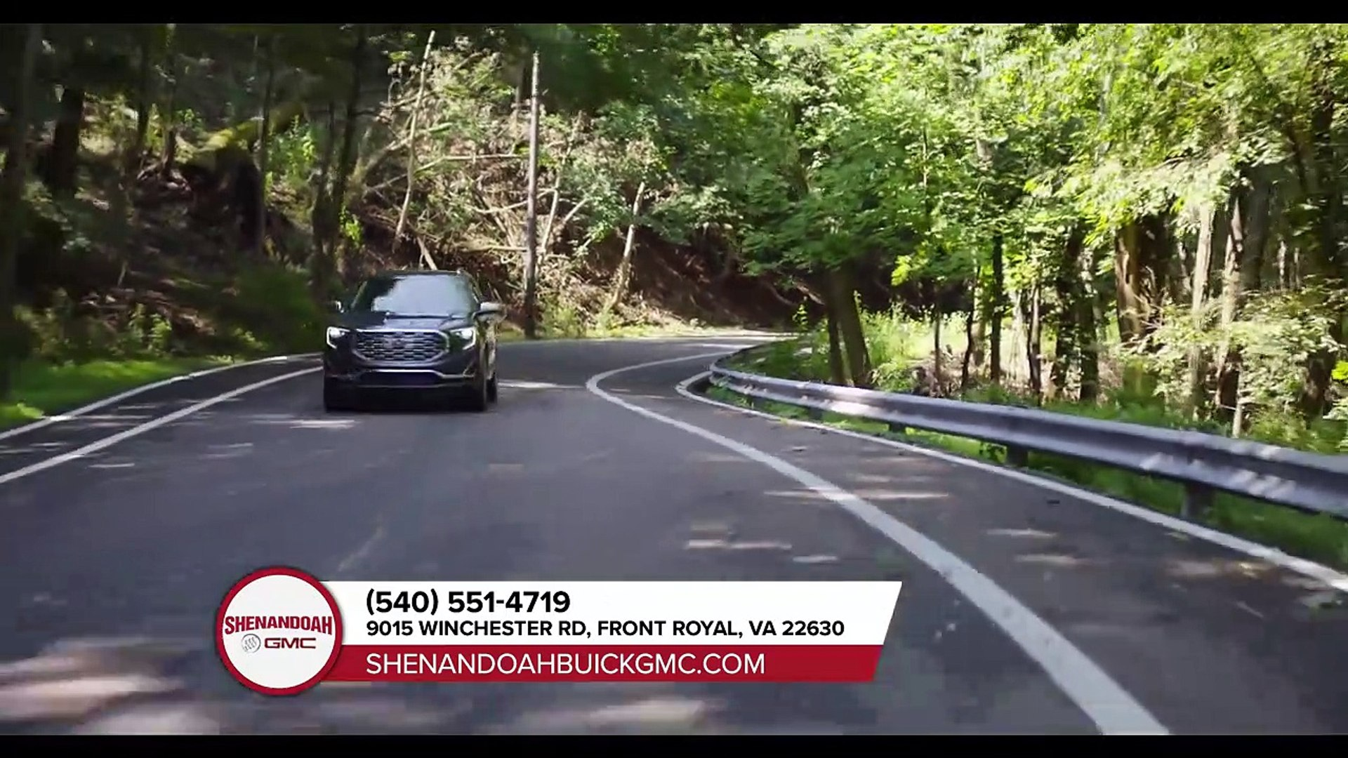 2019 GMC Terrain Front Royal VA | New GMC Terrain Front Royal VA