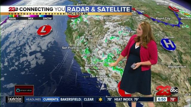Thursday Morning Forecast 9/5/19