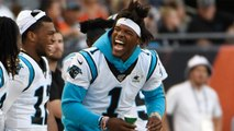 How Impressive is Cam Newton's One-Handed Catches World Record?