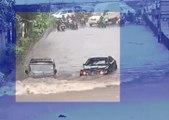 In Mumbai deluge, Bolero overtakes Jaguar like a boss