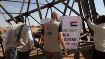 İHH'dan Sudan'daki sel mağdurlarına yardım