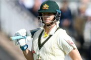 Smith Hits Fifty on Return as Rain Plays Spoilsport on Day 1