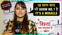 Yeh Rishta Kya Kehlata Hai Fame Nidhi Uttam Talks About Her Show & Her Journey | Exclusive Interview