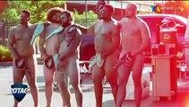 Jugadores de la NFL ¡al desnudo! | Azteca Deportes